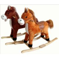 Wholesale Fashion Rocking Horse Animals Indoor For Chlidren Riding On Playing from china suppliers