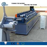 Wholesale Custom Wall Stud And Track Roll Forming Machine , Roof Panel Roll Forming Machine from china suppliers