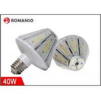 Quality 50W LED Corn Light Bulb 7500 Lumens 3000K Replacement for 250W Metal Halide Bulb , HID , CFL , HPS for sale