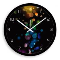 Wholesale Creative wall clock/LiSheng RHYTHM core/neon clocks at midnight from china suppliers