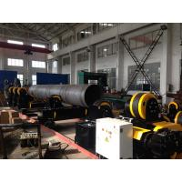 Wholesale Fit Up Welding Pipe Support Rollers , Joint Welding Pipe Supports Stands from china suppliers