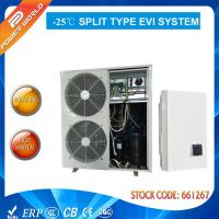 Wholesale COP 4.0 Air To Water Heating System -25 C Cold Sanitary Greenhouse Heat Pump Auto Defrost from china suppliers