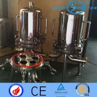 Wholesale Muti - Cartridge Sanitary Filter Housings  For Liquid /  Dairy Industry from china suppliers