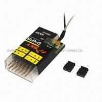 Wholesale FrSky D4FR 2.4GHz Two-way Series Receiver from china suppliers
