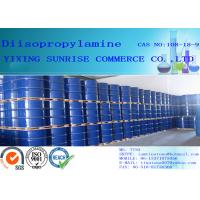 Wholesale DIPA Diisopropylamine C6H15N Colorless Volatile Liquid CAS 108-18-9 from china suppliers