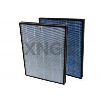Wholesale 20 X 20 Home Air Filter Replacement Polyester Media,99% Efficiency Portable Hepa Air Filter from china suppliers