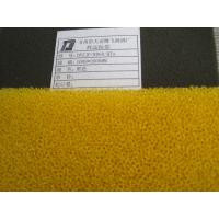 Wholesale Activated Carbon Air Filter Foam Sponge Yellow Fire Retardant Materials from china suppliers