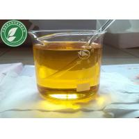 Wholesale Pharma Grade Yellow Anabolic Steroid Liquid Oils TMT300 For Bodybuilding from china suppliers