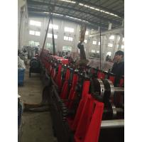 Wholesale 3MM Q195-235 C Purlin Forming Machine With 18 Forming Roller Cold Bending Machine Steel Construction Area from china suppliers