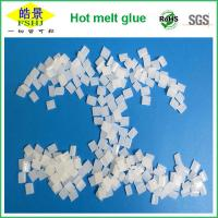 Wholesale Low Temperature Hot Melt Adhesive For Side Book Binding ( Transparent White ) from china suppliers