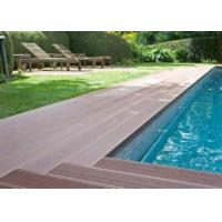 Wholesale Latest Co-Extrution WPC Composite Floor Decking With Uv Resistant Outdoor from china suppliers
