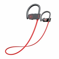 Wholesale Bluetooth Headphones Wireless Earbuds IPX7 Waterproof Sports Earphones Mic HD Stereo Sweatproof in-Ear Earbuds from china suppliers