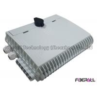 Wholesale LGX Card Type 1x8 Fiber Optic PLC Splitter With Outdoor Fiber Distribution Box from china suppliers