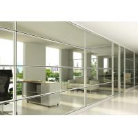 Wholesale Transparent Laminated Glass Partition Walls For Office Window from china suppliers