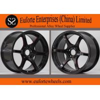Wholesale 17 inch Black Machine Elegant  Tuning Wheels With Aluminum Alloy from china suppliers
