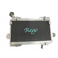 Wholesale ATV Motocross Bike Motorcycle Alloy Aluminum Radiator For 2006 2007 2008 2009 Suzuki LTR450 from china suppliers
