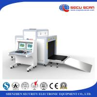 Wholesale X-ray Machine 10080 Luggage Xray Scanner with CE and ISO certificates from china suppliers