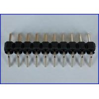 Buy cheap PH2.0 Header 1*10P 90° PC2.8 PA4.0  Gold-plated Environmental protection from wholesalers