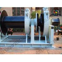 Wholesale Boat Safety Marine Φ76 / 78 Hydraulic Anchor Windlass And Winch from china suppliers