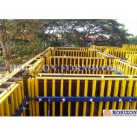 Wholesale Concrete Wall Formwork, Muro encofrado, Formaleta,concrete formwork, single-sided formwork from china suppliers