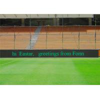 Wholesale Esdlumen unique p10 outdoor soccer stadium led display screen from china suppliers