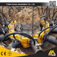 Wholesale 1800mm diameter Hydraulic Round Pump Crushing Piles Rock Breaker Machinery from china suppliers