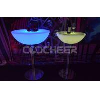 Wholesale Event Mobile Cocktail Table Led Modular Bar Lighting Furniture from china suppliers
