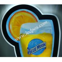 "Wholesale BLUE MOON GLASS AND ORANGE SHAPE 26"" X 13"" LED LIGHT BAR SIGN from china suppliers"