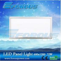 Wholesale LED Panel Light 600*1200 72W LED ceiling light Panel Light from china suppliers