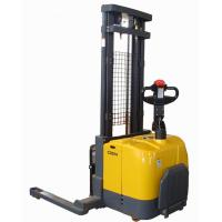 Wholesale AC power 1400kg electric pallet stackers with Curtis controller wide legs from china suppliers