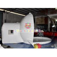 Wholesale Waterproof Inflatable Clear Tent Bubble Tent Fireproof Inflatable Beach Tent from china suppliers