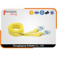 "Wholesale 2"" 10000 lbs Capacity Heavy Duty Tow Straps Car Recovery Straps With Hooks from china suppliers"