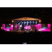 Wholesale Waterproof Rental LED Displays , full color LED Stage Display for Music Concert from china suppliers