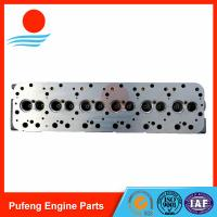 FE6 cylinder head 12V for Nissan UD truck in China for sale