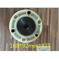 Wholesale Plastic Excavator Spare Parts Miki Pulley Coupling 218mm 74mm For Joint from china suppliers