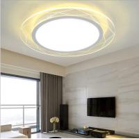 Wholesale Ultra-thin New Modern Minimalist Acrylic Round Flowers LED Ceiling Lights from china suppliers