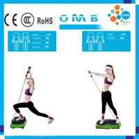 Wholesale 2016 Selling Hot Fitness Equipment Slim Gym Exercise Machine Power Vibrate Plate from china suppliers