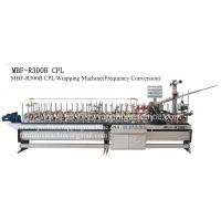 Wholesale hot melt glue  profile laminating wrapping machine from china suppliers