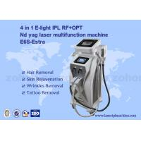 Wholesale Professioanl 4 In 1 Opt Shr Laser Ipl Hair Removal Machine 2000w CE Approval from china suppliers