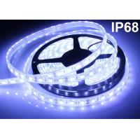 Wholesale 12V White RGB LED Strip Lights Cuttable Waterproof Swimming Pool Strip from china suppliers