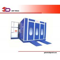 Wholesale Coated Steel Car Paint Room, Automotive Car Lifts with Professional Ventilation System from china suppliers