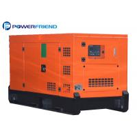Wholesale Soundproof ISUZU Super Silent Diesel Generator With Genuine Stamford Alternator from china suppliers