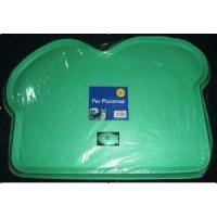Wholesale PVC TPR PU EVA Rubber Pet Food Bowl Mat (HC36) from china suppliers
