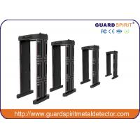 Wholesale Portable Security Walk Through Metal Detector , Easy Carried Metal Detector gate For Exhibition from china suppliers