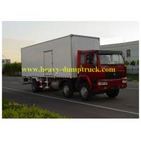 Wholesale Refrigerated Box Truck  with Euro III ,  Sinotruk Howo 6X4 Dump Truck Freezing from china suppliers