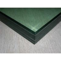 Wholesale Bullet Resistant Materials Bulletproof Glass with Thickness 42mm from china suppliers
