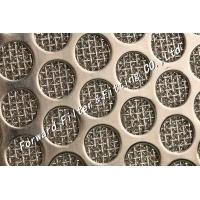 Wholesale Description materials / Engineering materials / Perforated Metal Sheet from china suppliers