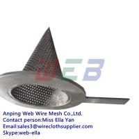 Wholesale conical strainer from china suppliers