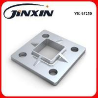 Wholesale Square Base Plate/Pipe Fitting (YK-95250) from china suppliers