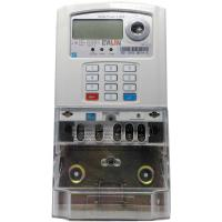 Wholesale Anti - Tamper Single Phase Electric Meter , MCB connected STS Prepaid Meters from china suppliers